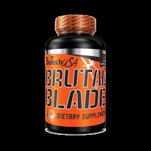 BRUTAL BLADE, 120 capsule, Biotech Nutrition