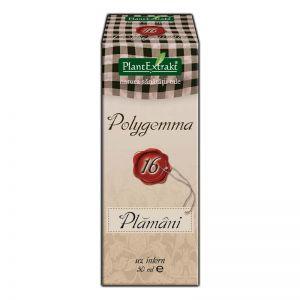 POLYGEMMA 16 - PLAMANI 50 ml, Plant Extrakt