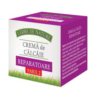 CREMA DE CALCAIE REPARATOARE - VERRE DE NATURE 100 ml, Manicos