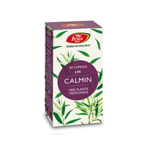 CALMIN L 95, 30 capsule, Fares