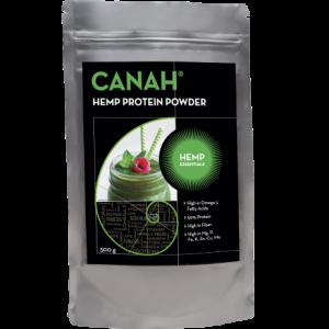 PUDRA PROTEICA DE CANEPA 500 g, Canah