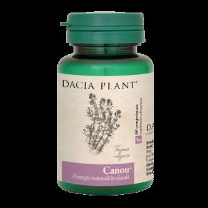 CANOU 60 comprimate, Dacia Plant