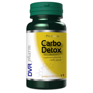 CARBO DETOX 60 capsule, DVR Pharm