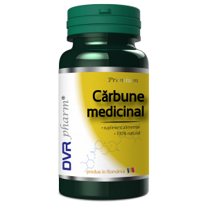 CARBUNE MEDICINAL 60 capsule, DVR Pharm