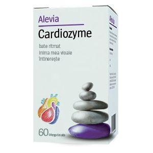 CARDIOZYME 60 comprimate, Alevia