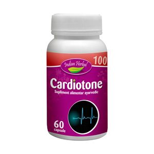 CARDIOTONE 60 capsule, Indian Herbal