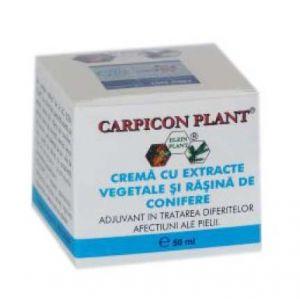 CREMA CU RASINA DE CONIFERE - CARPICON PLANT, 50 ml, Elzin Plant