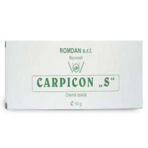 "CARPICON ""S"" - CREMA SOLIDA 10 g, Romdan"