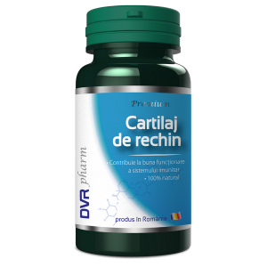 CARTILAJ DE RECHIN 60 capsule, DVR Pharm