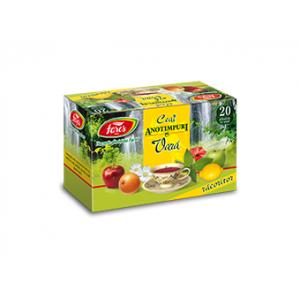 CEAI DE VARA - ANOTIMPURI, Ceai 20 plicuri a 2 g, Fares
