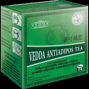 ANTIADIPOS, Ceai 30 plicuri x 2 g, Vedda