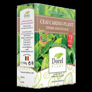 CARDIO PLANT (INIMA SANATOASA), Ceai 150 g, Dorel Plant