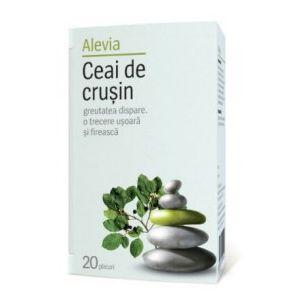 CRUSIN, Ceai 20 plicuri, Alevia