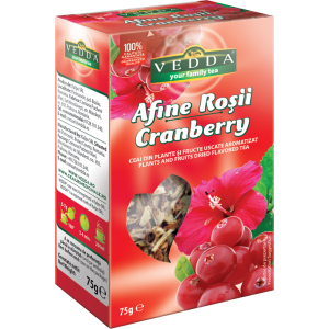 AFINE ROSII, Ceai 75 g, Vedda