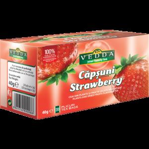 CAPSUNI, Ceai 20 plicuri x 2 g, Vedda
