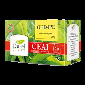 GHIMPE, Ceai 20 plicuri, Dorel Plant