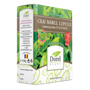 MARUL LUPULUI (UZ EXTERN), Ceai 150 g, Dorel Plant