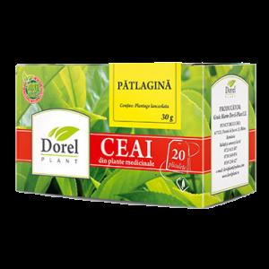 PATLAGINA, Ceai 20 plicuri, Dorel Plant