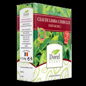 LIMBA CERBULUI (NAVALNIC), Ceai 150 g, Dorel Plant