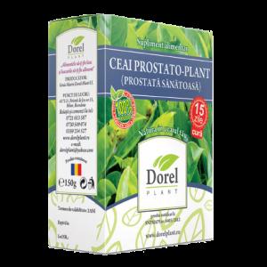 PROSTATO PLANT (PROSTATA SANATOASA), Ceai 150 g, Dorel Plant