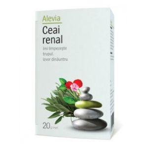 CEAI RENAL, 20 plicuri, Alevia