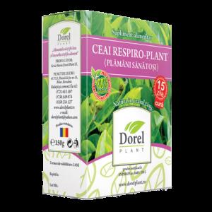 RESPIRO PLANT (PLAMANI SANATOSI), Ceai 150 g, Dorel Plant