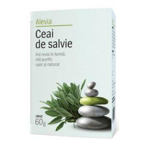 SALVIE, Ceai 60 g, Alevia