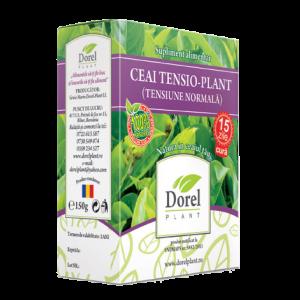 TENSIO PLANT (TENSIUNE NORMALA), Ceai 150 g. Dorel Plant