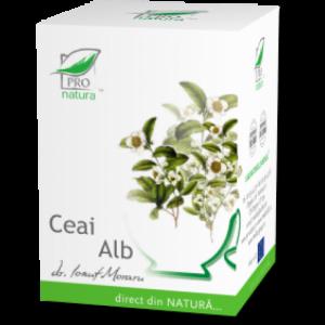CEAI ALB, Ceai 20 doze, Laboratoarele Medica