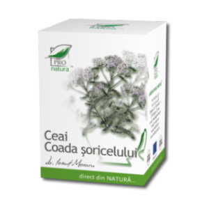 COADA SORICELULUI, Ceai 50 g, Laboratoarele Medica