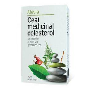 CEAI MEDICINAL COLESTEROL 20 plicuri, Alevia