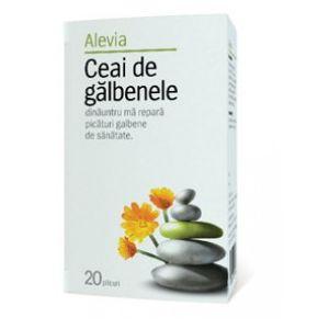 CEAI DE GALBENELE 50 g, Alevia