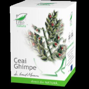 GHIMPE, Ceai 20 doze, Laboratoarele Medica