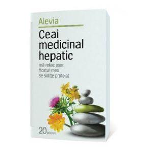 CEAI MEDICINAL HEPATIC 20 plicuri, Alevia