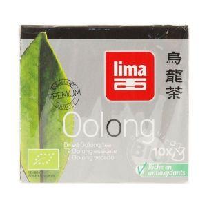 CEAI VERDE JAPONEZ OOLONG BIO 10 plicuri x 1.5 g, Lima