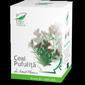 PUFULITA, Ceai 20 doze, Laboratoarele Medica
