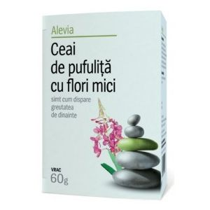 PUFULITA CU FLORI MICI, Ceai 60 g, Alevia