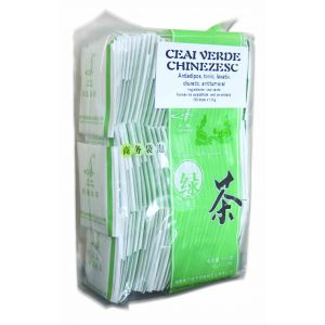 CEAI VERDE CHINEZESC 100 doze x 1.8 g, Naturalia Diet