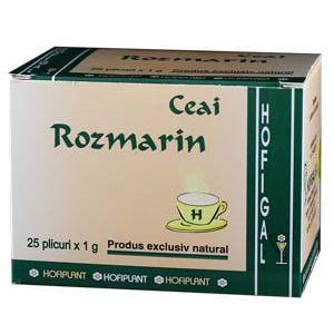ROZMARIN - CEAI, 25 plicuri x 1 g, Hofigal