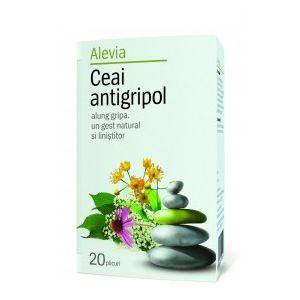 ANTIGRIPOL, Ceai 20 plicuri, Alevia