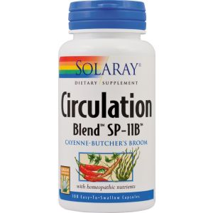 CIRCULATION BLEND 100 capsule, Solaray