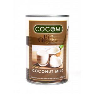 LAPTE DE COCOS BIO 400 ml, Cocomi