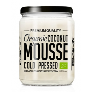 COCOS MOUSSE BIO 500 g, Diet Food