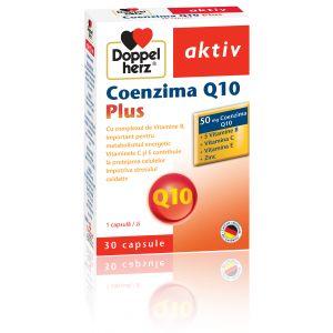 COENZIMA Q10 PLUS, 30 capsule, Doppelherz Aktiv
