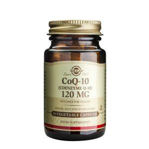 COENZYME Q-10 120 mg, 30 capsule, Solgar