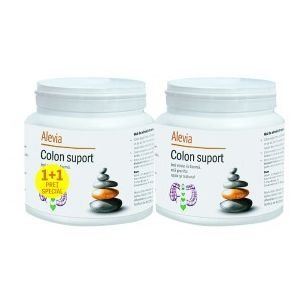 COLON SUPORT, 1+1 PRET PROMOTIONAL 480 g Alevia
