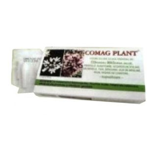 CREMA SOLIDA (SUPOZITOARE) - COMAG PLANT, 10 buc x 1.5 g, Elzin Plant