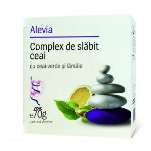 COMPLEX DE SLABIT - CEAI VERDE SI LAMAIE, 70 g, Alevia