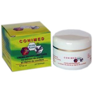 CREMA ANTIINFLAMATOARE - CONIMED, 50 ml, Elzin Plant