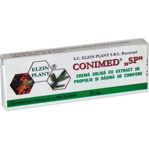 CREMA SOLIDA (SUPOZITOARE) - CONIMED SP, 10 buc x 1 g, Elzin Plant